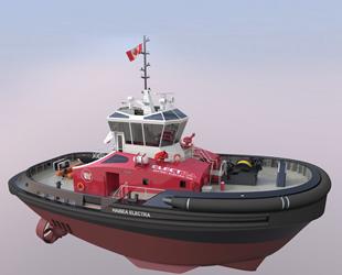 Sanmar, Kanada'nın dev enerji projesinin römorkörlerini inşa edecek