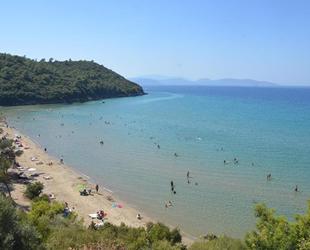 Aydın'ın 'Mavi Bayrak'lı plaj sayısı belli oldu