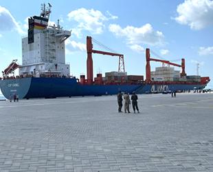 Kenya'nın stratejik limanı Lamu, çalışmaya başladı