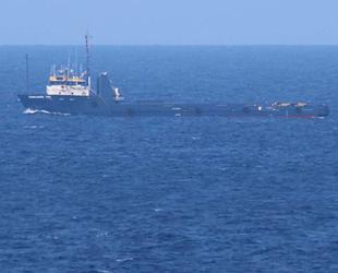 1 ton uyuşturucu ele geçirilen Commander Tide gemisi satışa çıkarıldı