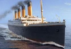 Titanic ne kadar zamanda battı?