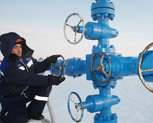Gazprom'un BDT dışına doğalgaz ihracatı yüzde 28 arttı