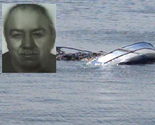 Samsun'da balıkçı teknesi alabora oldu: 1 ölü, 2 kişi kurtarıldı