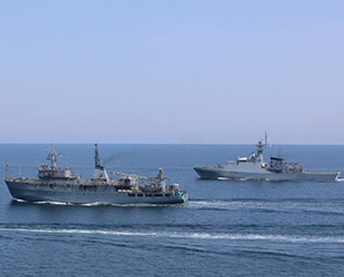 Ukrayna ve İngiltere, Karadeniz'de ortak tatbikat gerçekleştirdi