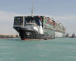 Mısır, Ever Given gemisi için 550 milyon dolar tazminat istiyor