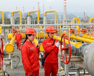 Çin'in doğalgaz ve petrol üretimi artıyor