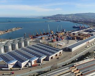 Samsunport, 100 milyon TL'lik yeni yatırım fazını başlatıyor