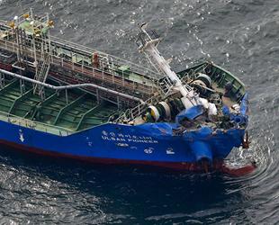 Ulsan Pioneer ile Byakko isimli gemiler çatıştı: 3 mürettebat kayıp
