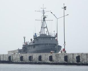 TCG Çubuklu araştırma gemisi, Sinop'a demir attı