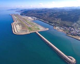 Ordu-Giresun Havalimanı, 5 milyon yolcuya hizmet verdi