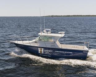Proteus USV isimli insansız tekne görücüye çıktı