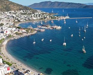 Mavi tur için gelen turistler denize güvenli açılacak