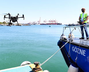 Mersin'de denetimler arttı, gemi atıkları azaldı