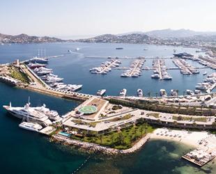Bodrum Yalıkavak Marina'da yönetim değişti