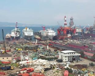 Türkiye'de son 5 yılda 714 adet gemi söküldü
