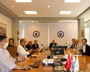 MDTO ile KTTO arasında 'Kardeş Oda Protokolü' imzalandı