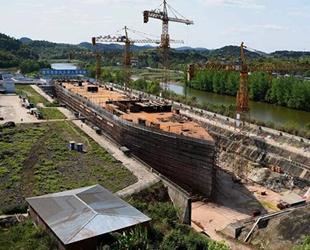 Çin, Titanik'in kopyasını inşa ediyor