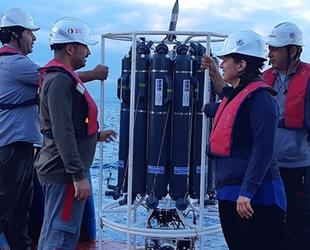 ODTÜ araştırma gemisi, deniz salyası ile mücadele için sefere çıktı