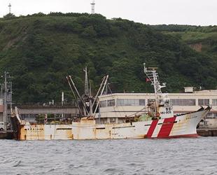 Rusya, Eiho Maru isimli Japonya balıkçı teknesine el koydu