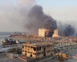 Beyrut Limanı'ndaki patlamanın nedeni 2 ay içinde kesinleşecek