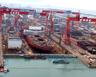 ABD, Çin'in en büyük 4 gemi inşa şirketinin yatırımlarını yasakladı