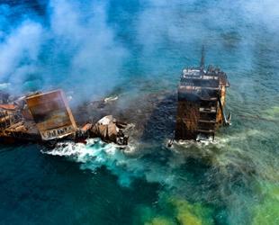 Yanan X-Press Pearl gemisi, turizm ve balıkçılık faaliyetlerini olumsuz etkiledi