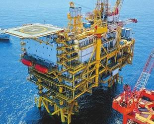 Çin, en büyük açık deniz petrol platformunun inşaatını tamamladı