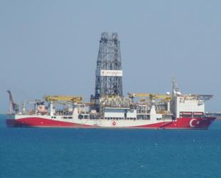 Yavuz sondaj gemisinin hazırlık, bakım ve ikmal işlemleri sürüyor