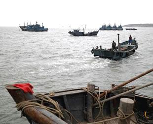 Küresel ısınma Çin kıyılarını vurdu, deniz seviyesi yükseldi