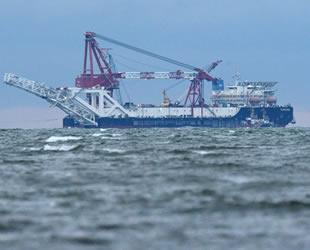 Almanya sularında Kuzey Akım 2 çalışmaları başladı