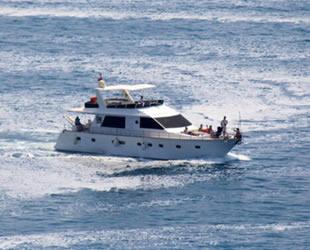 Antalya'da kiralık yatlara olan talep arttı