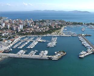 Kadıköy Belediye Meclisi, Kalamış Yat Limanı ihalesi için 'Başkan'a yetki verdi