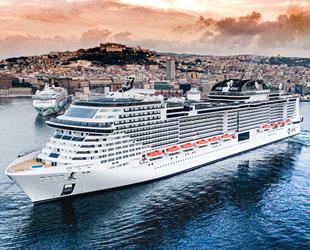 MSC Cruises, MSC Grandiosa'nın mevcut rotasına Barcelona'yı da ekledi