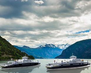 Tersan Tersanesi, Fjord1 ASA için 2 adet feribot inşa edecek