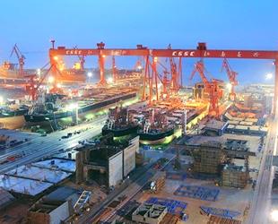 Çin'in gemi üretimi yılın ilk 4 ayında yüzde 182.1 arttı