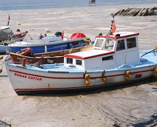Deniz salyası, balık avına engel oluyor
