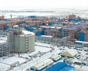 Novatek, Arctic LNG-2'nin son hattını erken tamamlayacak