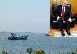 Vali: Ereğli'ye yeni bir liman lazım