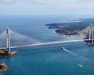 İstanbul Boğazı'nı kirleten gemiler, Yavuz Sultan Selim Köprüsü'nden tespit edilecek