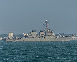 Rusya, Karadeniz'deki ABD savaş gemisini yakından takip ediyor