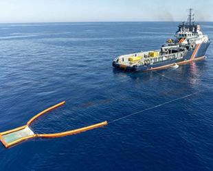 Korsika açıklarında petrol sızıntısı tespit edildi