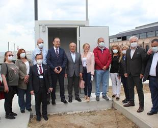 İstanbul'un ilk deprem ve tsunami gözlem istasyonunun açılışı gerçekleşti
