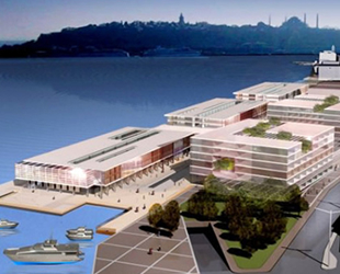 Galataport İstanbul, 'Çevresel Sorumluluk' ödülüne layık görüldü