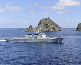 Japonya, Dokdo Adaları'ndaki tatbikata tepki gösterdi