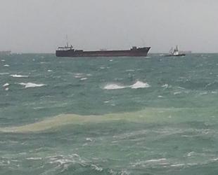 APRIL isimli gemi, Kartal'da sürüklendi