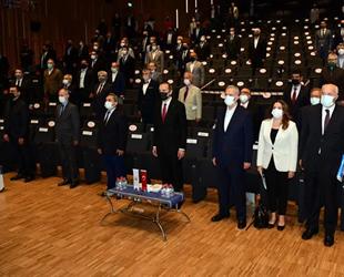 Türk Deniz Eğitim Vakfı Genel Kurulu gerçekleştirildi