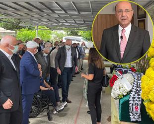 Sektörün Beyefendisi Rıdvan Kartal, son yolculuğuna uğurlandı