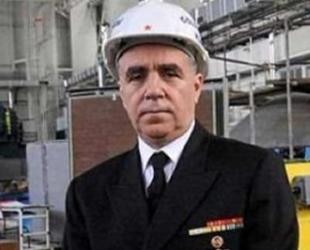 Gölcük Tersanesi eski Komutanı Emekli Tuğamiral Aydın Eken intihar etti