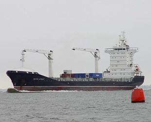 Devon isimli gemiden denize petrol sızıntısı tespit edildi