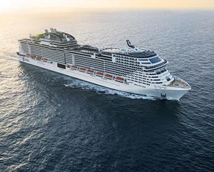 MSC Cruises, sektörün en büyük charter uçuş programını başlattı